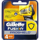 Кассеты Gillette FUSION  ProShield, 4 шт