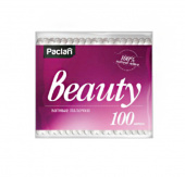 PACLAN Палочки ватные Paclan Beauty 100 шт.
